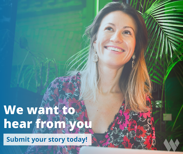 Newsletter - Submit your story